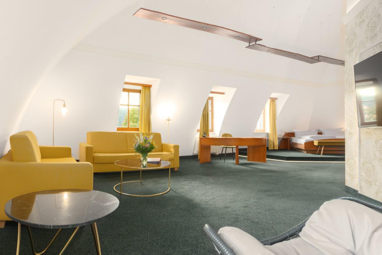 Suiten im Hotel - Hotel Kloster Nimbschen Grimma