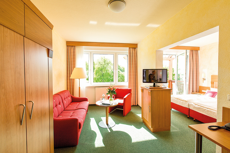 Zimmer im Gästehaus - Hotel Kloster Nimbschen Grimma
