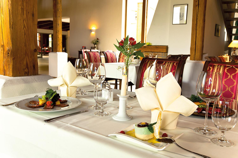 Kulinarische Sensation - Hotel Kloster Nimbschen Grimma