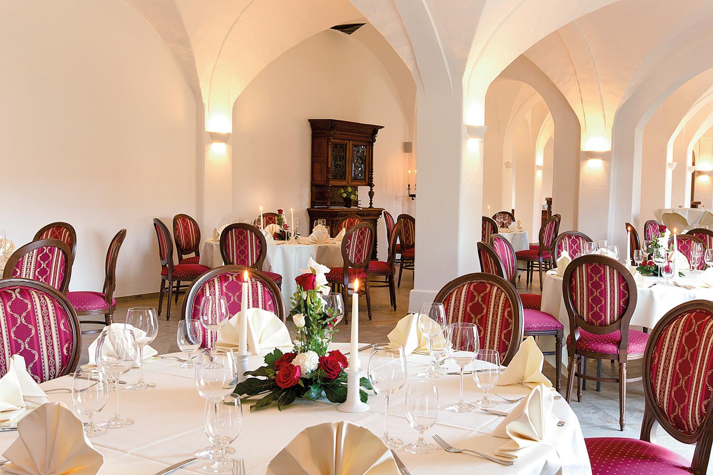 Unsere Festräume - Hotel Kloster Nimbschen Grimma