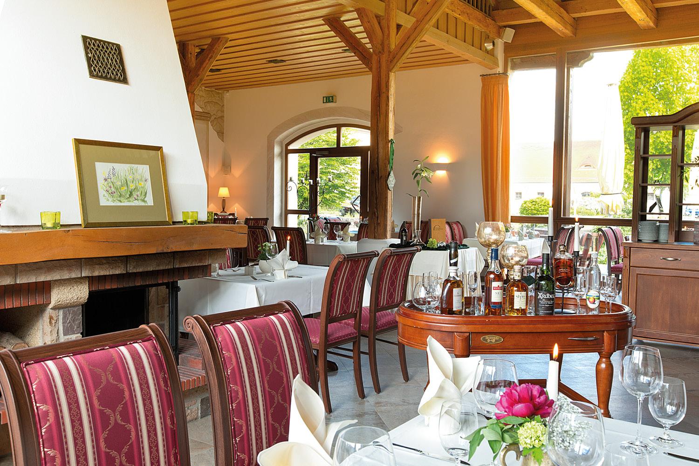 Hotelrestaurant - Hotel Kloster Nimbschen Grimma