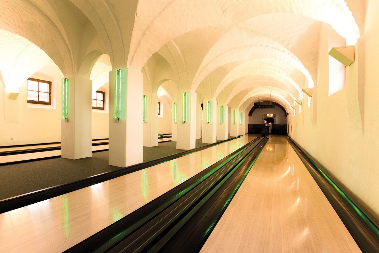 Unsere Bowlingbahn - Hotel Kloster Nimbschen Grimma