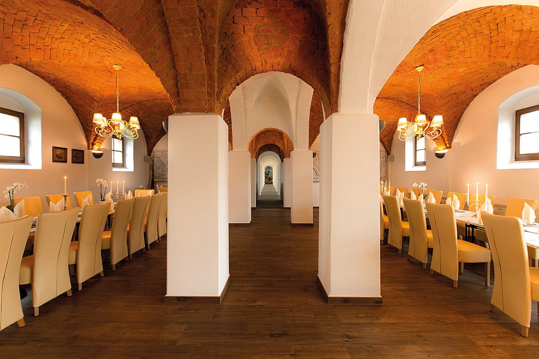 Bowlinggewölbe - Hotel Kloster Nimbschen Grimma