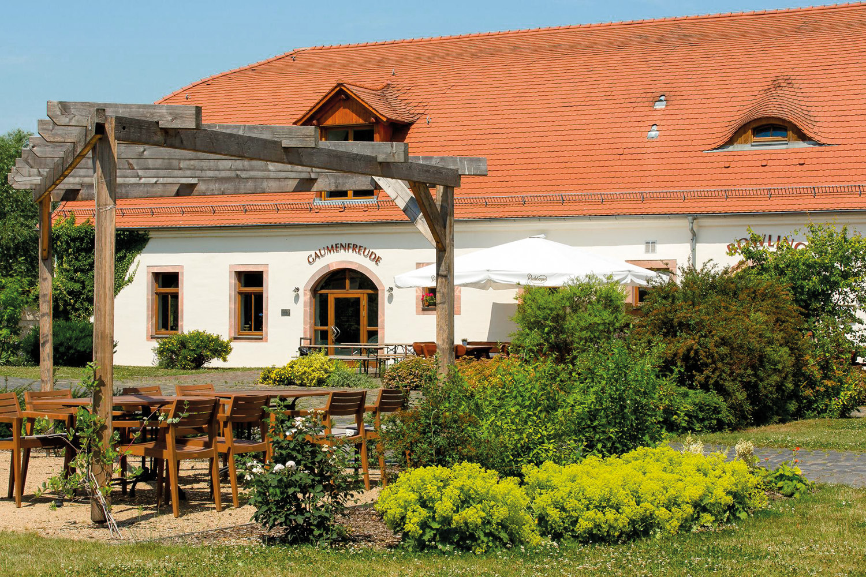Essen + Trinken - Hotel Kloster Nimbschen Grimma